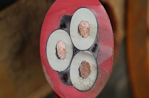 矿用橡套电缆