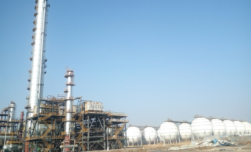 天津石化公司