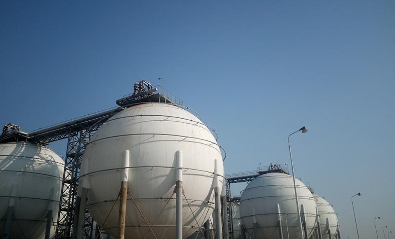 金昌化工厂