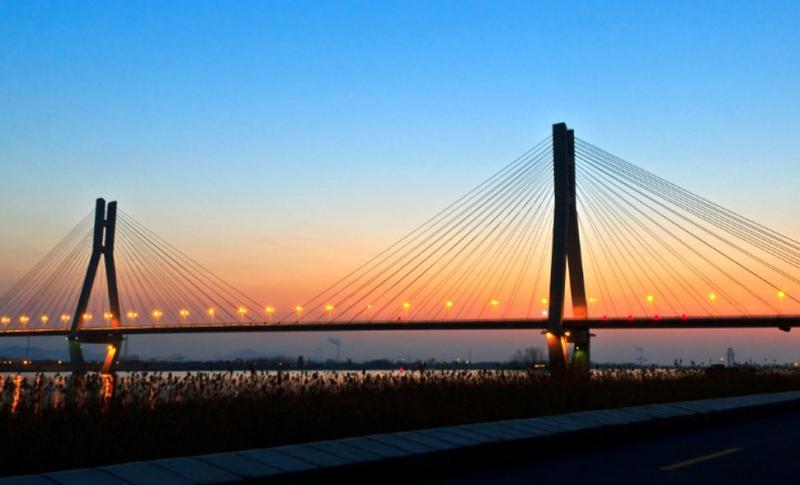 润扬长江大桥